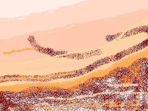 Simulator of warmth