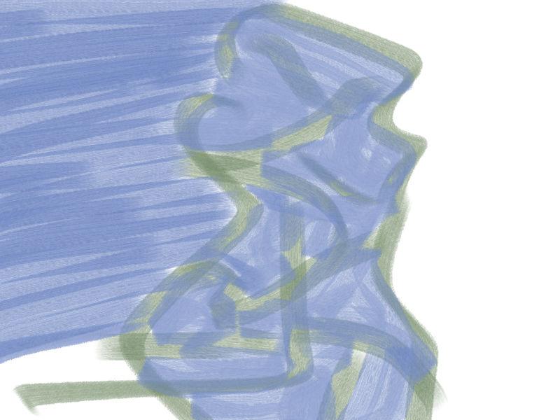 Tower Abstract art アブストラクトアート