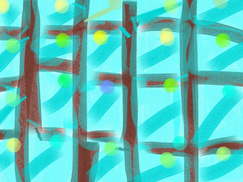Windows abstract art アブストラクトアート