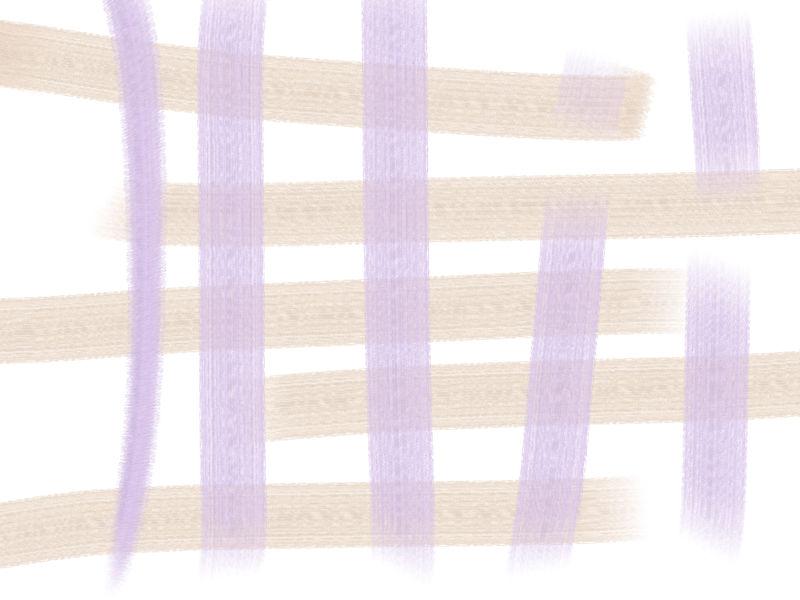 plaids Abstract art アブストラクトアート