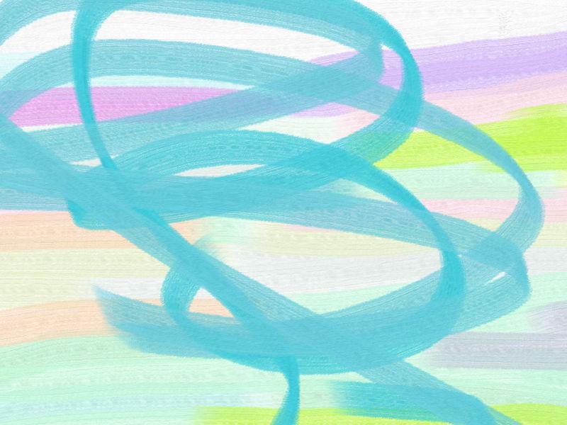 Magazine Abstract art アブストラクトアート