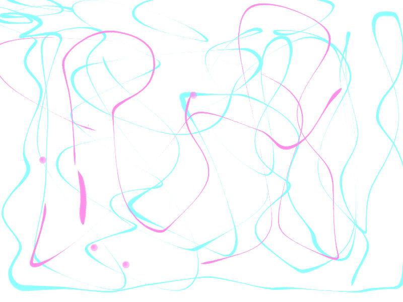 dance abstract art アブストラクトアート
