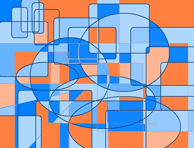 Water Abstract art アブストラクトアート