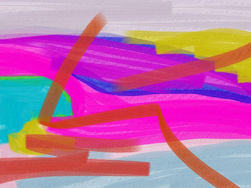 bay moree and more Abstract art アブストラクトアート