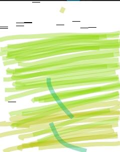 Grass Abstract art アブストラクトアート