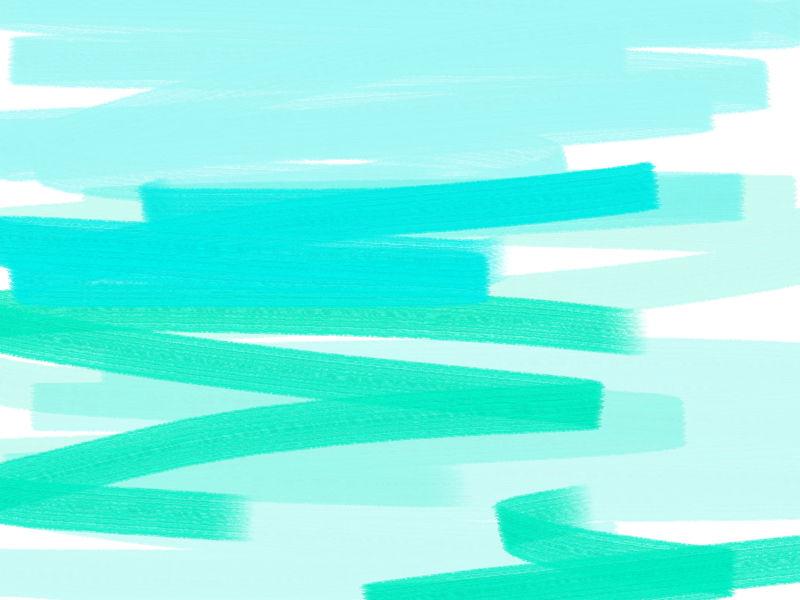 seashore Abstract art アブストラクトアート