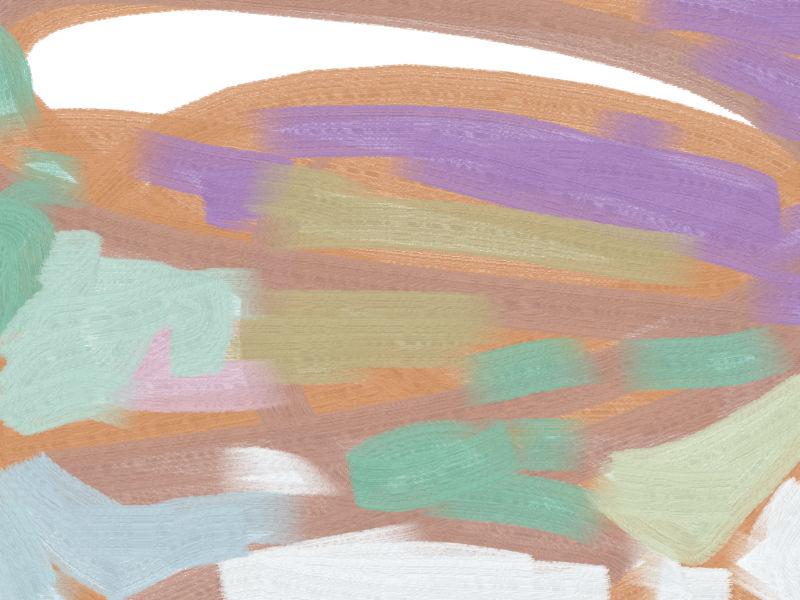 Rain Abstract art アブストラクトアート