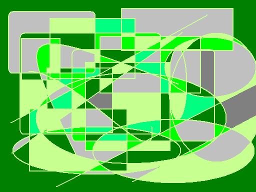 stream Abstract art アブストラクトアート