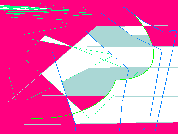 field Abstract art アブストラクトアート