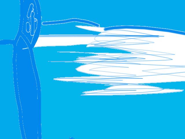 flight like that Abstract art アブストラクトアート