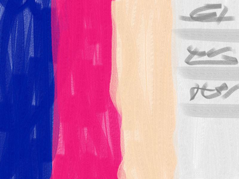 that june Abstract art アブストラクトアート