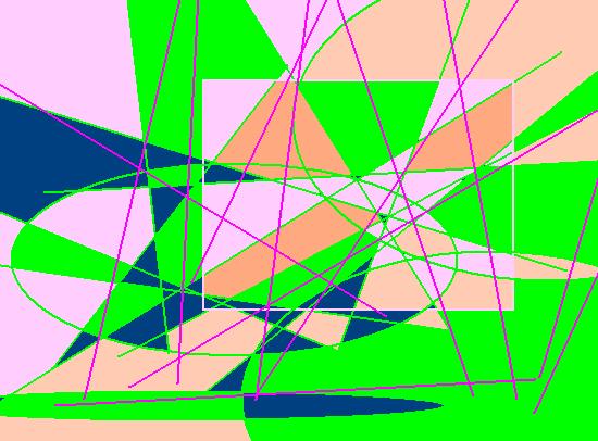 then Abstract art アブストラクトアート