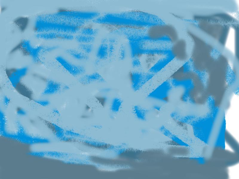 Rain rain Abstract art アブストラクトアート